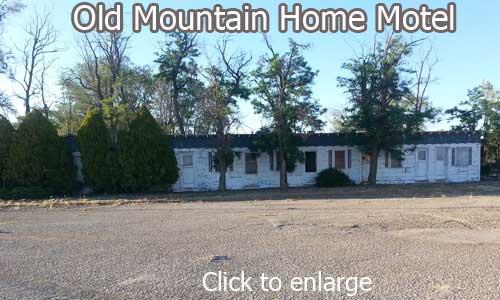 idaho mountain home