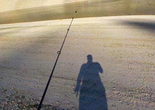 fishing-selfie