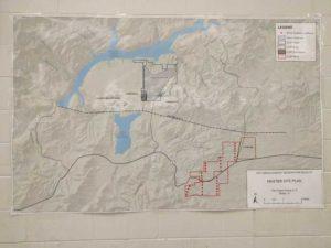 Cat Creek Energy project scope map.